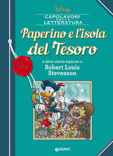 Daddyswing.es Paperino e l'isola del tesoro e altre storie ispirate a Robert Louis Stevenson Image