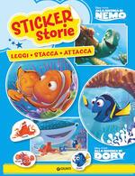 Alla ricerca di Nemo-Alla ricerca di Dory. Sticker storie