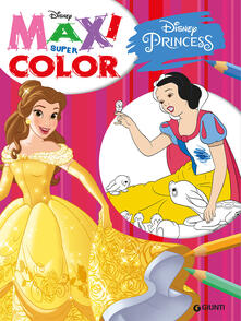 Tegliowinterrun.it Principesse. Maxi supercolor. Ediz. a colori Image