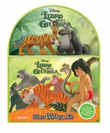 Osteriacasadimare.it Il libro della giungla. Libro gioca kit. Ediz. illustrata Image