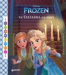 Squillogame.it Un fantasma per amico. Frozen. Librotti Image
