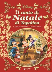 Cefalufilmfestival.it Il canto di Natale di Topolino e altre storie ispirate a Carles Dickens Image