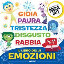 Grandtoureventi.it Il libro delle emozioni. Inside out Image