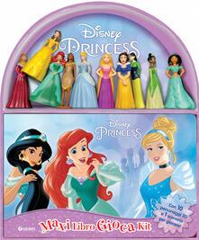 Librisulrazzismo.it Disney princess. Maxi libro gioca kit. Con 10 gadget Image