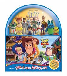 Listadelpopolo.it Toy Story 4. Maxi libro gioca kit. Ediz. a colori. Con gadget Image