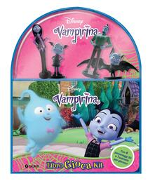 Amatigota.it Vampirina. Halloween. Librogiocakit. Ediz. a colori. Con gadget Image
