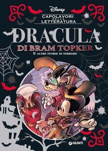 Aboutschuster.de Dracula di Bram Topker e altre storie di terrore. Ediz. a colori Image