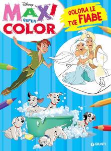 Tegliowinterrun.it Colora le tue fiabe. Maxi super color Image