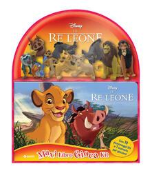 Winniearcher.com Il Re leone. Maxi libro gioca kit. Con 10 figurine 3D e scenario Image