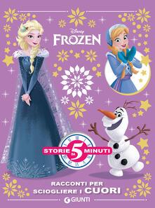 Camfeed.it Frozen. Racconti per sciogliere i cuori. Ediz. a colori Image