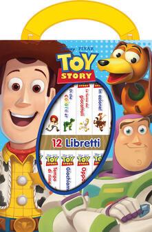 Lpgcsostenible.es Toy Story. La mia mini libreria Image