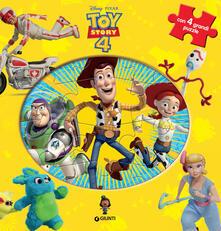 Adiaphora.it Toy Story 4. Libro puzzle. Ediz. a colori Image
