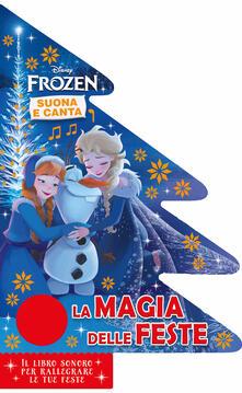 La magia delle feste. Frozen.pdf