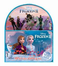 Filippodegasperi.it Frozen 2. Maxi libro gioca kit. Con gadget Image