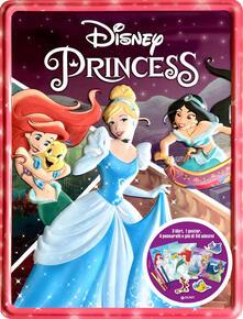 Disney princess. Storie di latta. Ediz. a colori. Con gadget. Con Poster.pdf