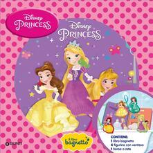 Camfeed.it Disney princess. Il libro bagnetto. Ediz. a colori. Con gadget Image