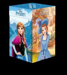 Daddyswing.es Principesse Frozen. Cubotti. Ediz. a colori Image