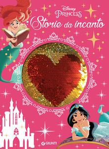 Storie da incanto. Principesse - copertina