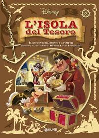 L' L' isola del tesoro. Il racconto illustrato e a fumetti ispirato al romanzo di Robert Louis Stevenson - - wuz.it