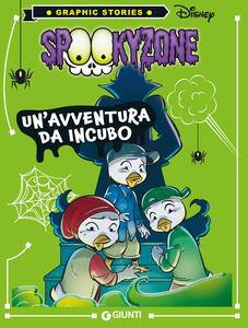 Libro Spooky zone. Un'avventura da incubo