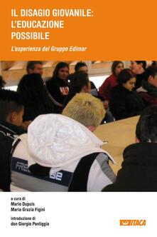 Rallydeicolliscaligeri.it «Il disagio giovanile: un'educazione possibile». L'esperienza del Gruppo Edimar Image