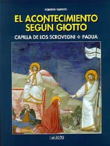 Premioquesti.it El acontecimiento segun Giotto. Capilla de los Scrovegni, Padua Image