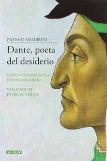 Luciocorsi.it Dante, poeta del desiderio. Conversazioni sulla Divina Commedia. Vol. 2: Purgatorio. Image