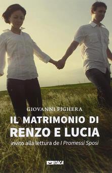 Steamcon.it Il matrimonio di Renzo e Lucia. Invito alla lettura de «I promessi sposi» Image