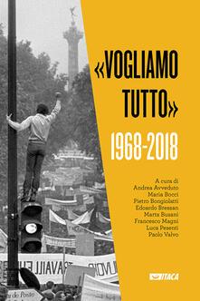 Promoartpalermo.it «Vogliamo tutto». 1968-2018 Image