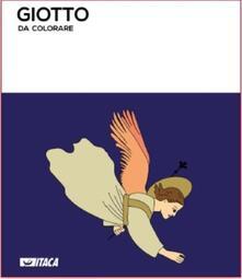 Giotto. Da scoprire e colorare. Ediz. illustrata - copertina