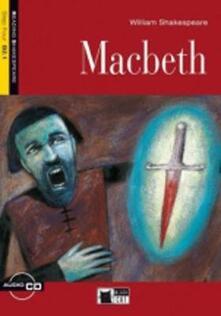 Cocktaillab.it Macbeth. Con CD Audio Image