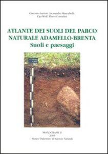 Libro Atlante dei suoli del parco naturale Adamello-Brenta. Suoli e paesaggi Giacomo Sartori , Alessandro Mancabelli , Ugo Wolf