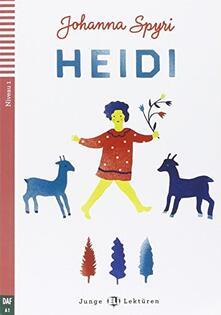 Capturtokyoedition.it Heidi. Con CD Audio Image