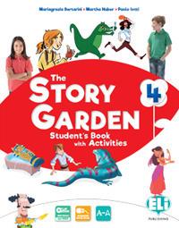 THE STORY GARDEN 4 ED. MISTA