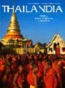 Squillogame.it Thailandia. Terra dell'eterno sorriso. Ediz. illustrata Image