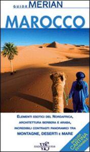 Foto Cover di Marocco. Con cartina, Libro di  edito da White Star