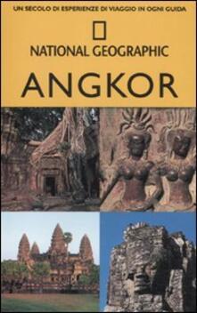 Angkor - Marilia Albanese - copertina