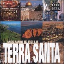 Meraviglie della Terra Santa. Ediz. illustrata.pdf