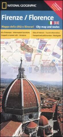 Voluntariadobaleares2014.es Firenze 1:6.500. Ediz. italiana e inglese Image