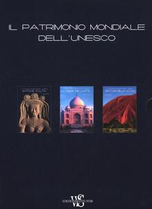 Radiospeed.it Il patrimonio mondiale dell'Unesco: I santuari della natura-I tesori dell'arte-Antiche civiltà. Ediz. illustrata Image