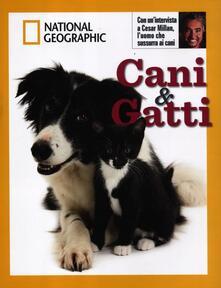 Secchiarapita.it Cani e gatti. Ediz. illustrata Image