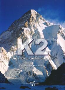 Cocktaillab.it K2. Una sfida ai confini del cielo. Ediz. illustrata Image