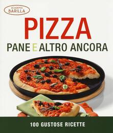 Steamcon.it Pizza, pane e altro ancora. 100 gustose ricette. Ediz. illustrata Image