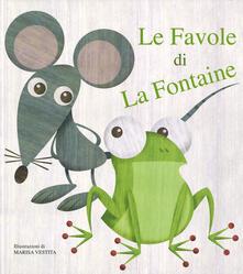 Charun.it Le favole di La Fontaine. Ediz. illustrata Image
