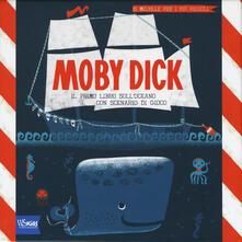 Cocktaillab.it Moby Dick. Il primo libro sull'oceano con scenario di gioco. Ediz. illustrata Image