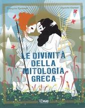 Copertina  Le divinità della mitologia greca