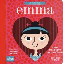 Daddyswing.es Emma. Il mio primo libro sulle emozioni. Jane Austen per i più piccoli. Ediz. illustrata Image