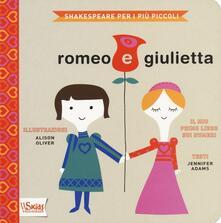 Daddyswing.es Romeo e Giulietta. Il mio primo libro sui numeri. Shakespeare per i più piccoli. Ediz. illustrata Image