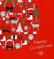 Merry Christmas. Colouring book. Ediz. illustrata. Con gadget.pdf
