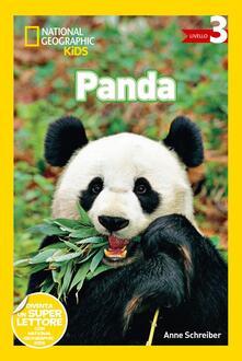 Aboutschuster.de Panda. Livello 3. Ediz. a colori Image